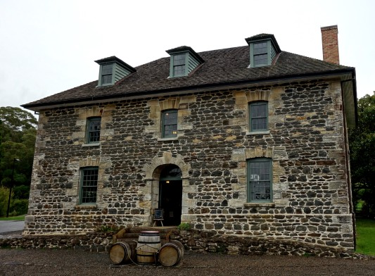 New Zealand's oldest stone building