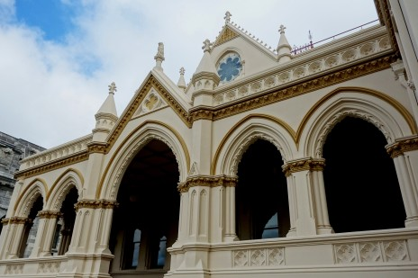 Old Parliament Building, Wellington, New Zealand