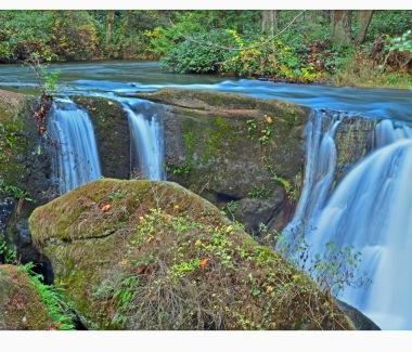 Whatcom Falls Park, Bellingham, Washington